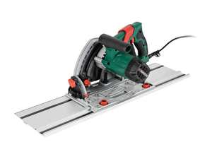 Parkside 1200W Plunge Saw with Guide Rail - £64.99 @ LIDL