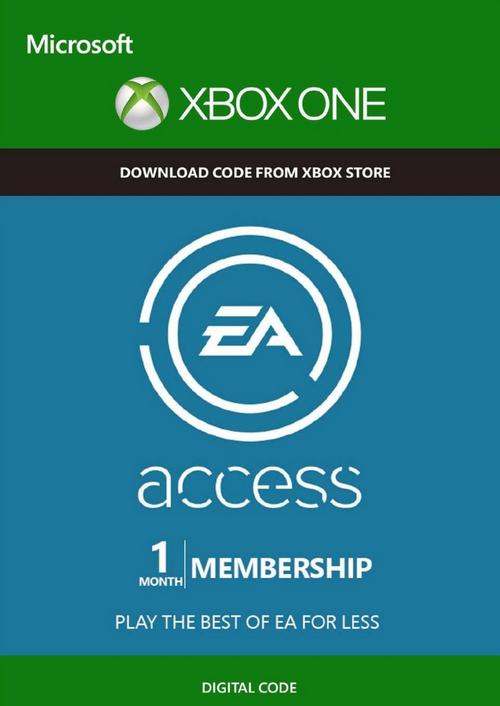 EA Access - 1 Month Subscription (Xbox One) £1.99 @ CDKeys