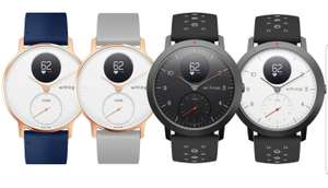 Withings Steel HR/Steel HR Sport Smart Watches - £134.99 @ Groupon (Possible 12% TCB)