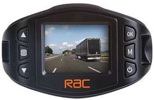 RAC Proofcam 04 Dash Cam - £17.46 Delivered @ Ebuyer