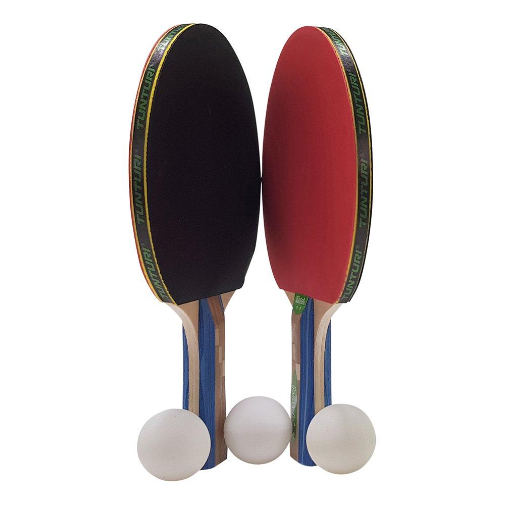 Tunturi Sport's Match Table Tennis Set Bats and Balls now £7.56 at Amazon Prime / £12.05 non-Prime