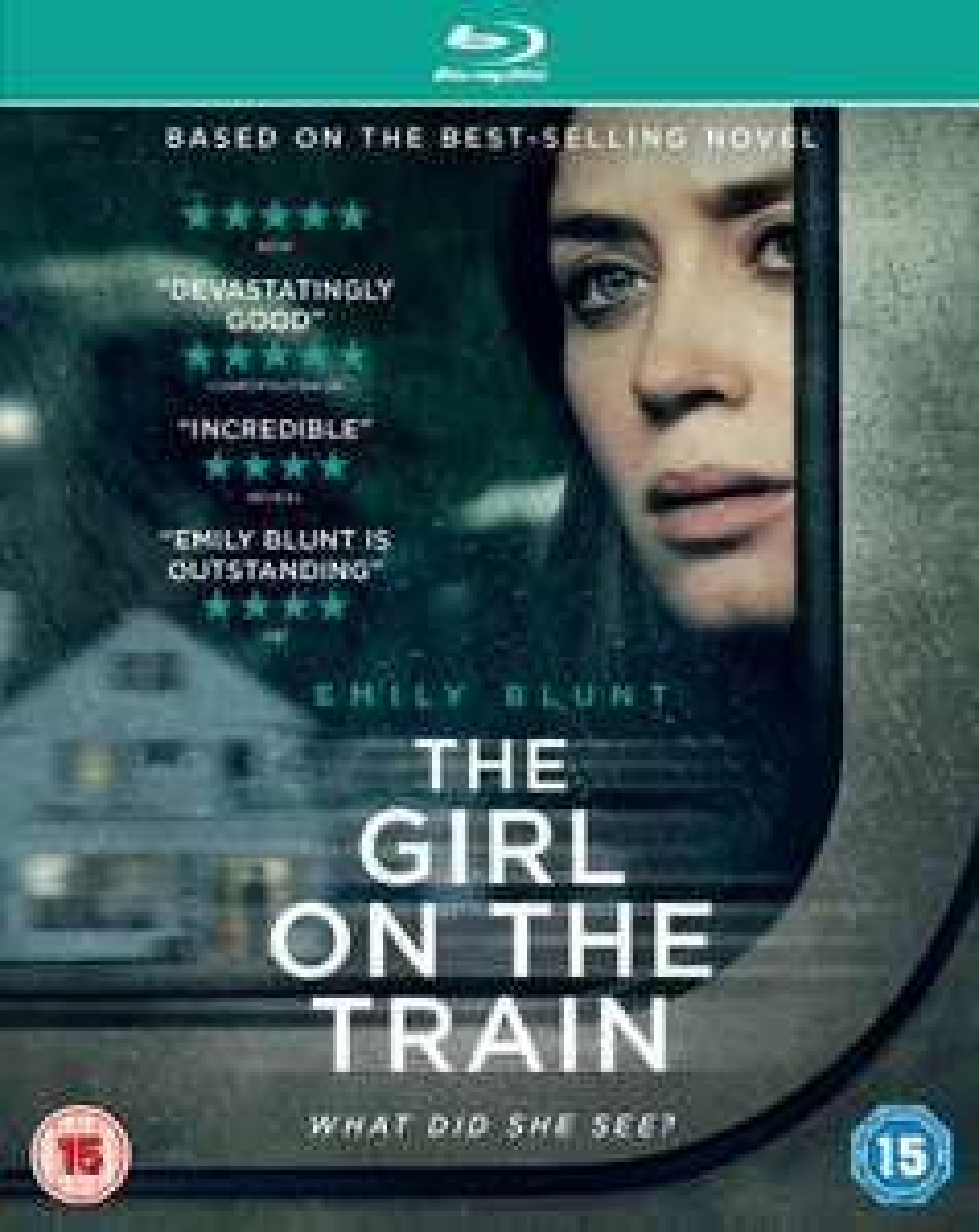 Girl On A Train Blu-Ray £3.98 (Prime) / £7.97 (non Prime) at Amazon