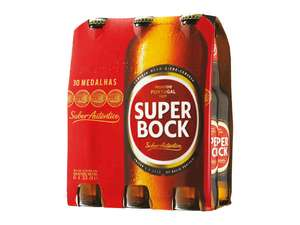 Super Bock 6 x 330ml @ Lidl stores in England  £2.99 from 20th June