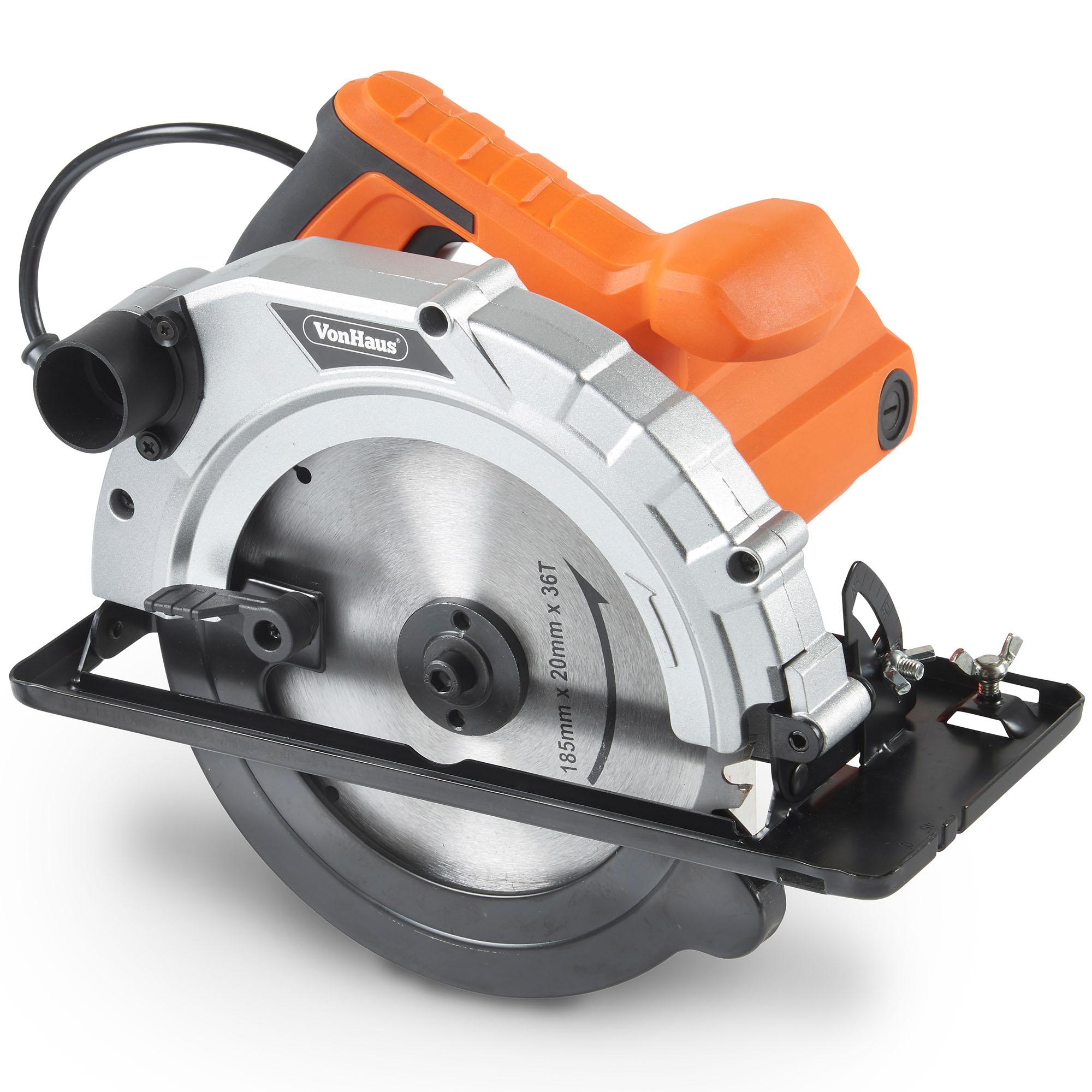 1200W VonHaus 185mm Circular Saw with 2 year warranty £30.09 Delivered @ VonHaus / eBay