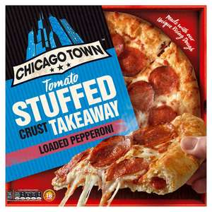 buy two chicago town take away pizzas for £6 get a 650ml bottle of heineken at Iceland