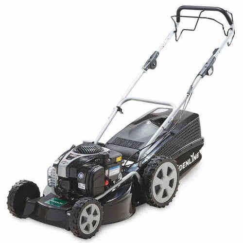 Aldi - Gardenline Self propelled petrol lawnmower  46cm  Cutting width £149.99 instore