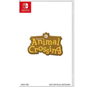 Animal Crossing New Horizons for Nintendo Switch Preorder £39.85 at Shopto