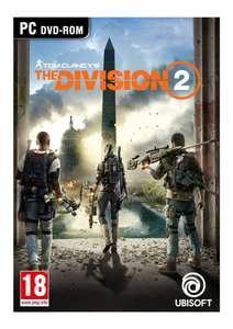 [PC] The Division 2 [Digital Code] - £19.85 - Simply Games
