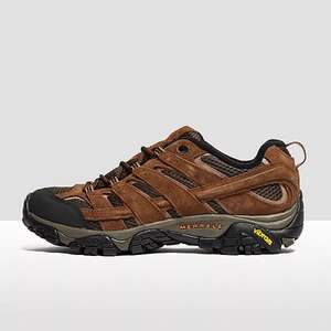 Merrell Men's Moab 2 Vent Low Rise Hiking Boots £49.30 at ActivInstinct-with code