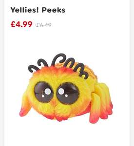 Yellies! £4.99 Smyths online and instore