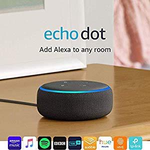 Amazon Echo dot was £49.99 Now £34.99 @ Amazon
