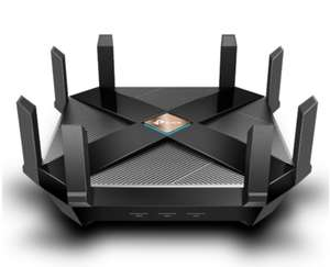 TP-Link's Archer AX6000 Next-Gen WiFi 6 Gaming Router - £299.99 @ Overclockers