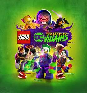 [Xbox One] Play LEGO® DC Super-Villains Free this weekend (with Xbox Live Gold) - Xbox Store