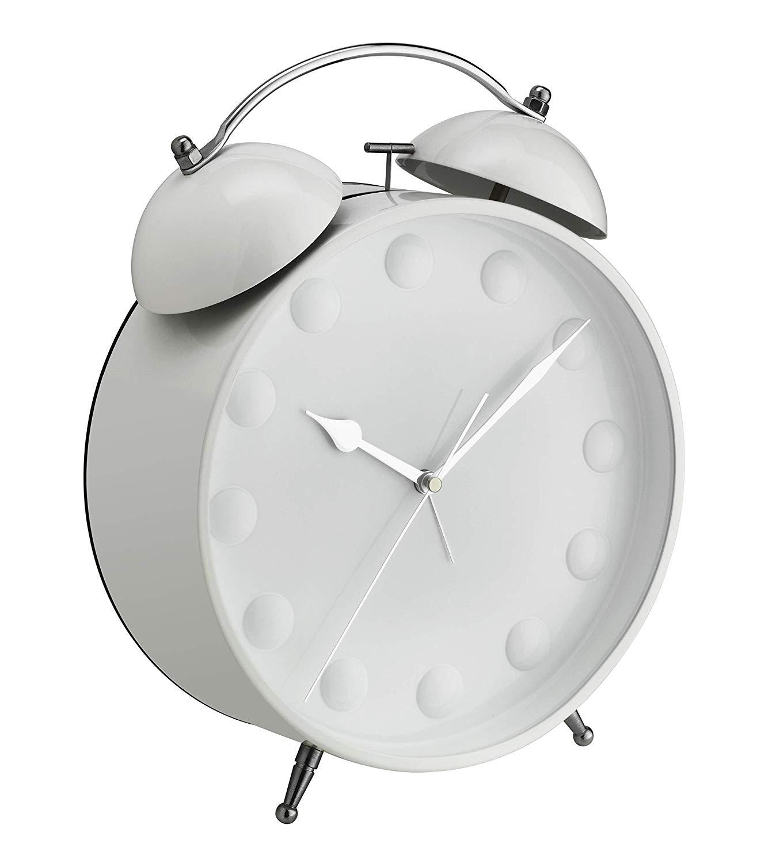 No Tick Tock Giant Double Bell Alarm Clock £20.99 @ Amazon