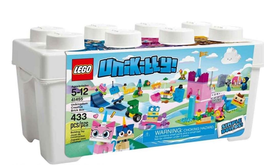 LEGO 41455 Unikitty creative box £10 @ Tesco (Kilmarnock)