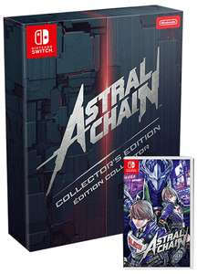 Astral Chain Collectors Edition Nintendo Switch £69.85 @ ShopTo