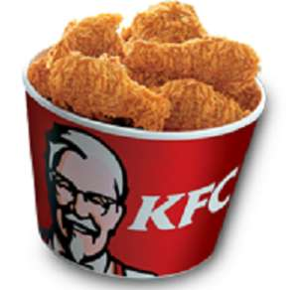 Twenty KFC Hot Wings for £5.99