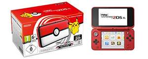 Nintendo NEW 2DS XL Pokeball Edition £95.78 (£92 with fee free card) delivered @ Amazon Spain