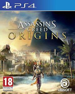 Assassins Creed Origins (PS4)  Ex-rental £9.99 @ Boomerang Ebay
