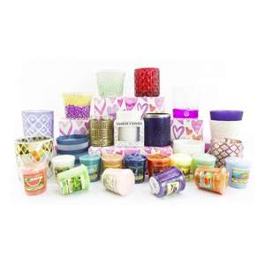 Yankee Candle 8 Classic Votive Candles & Free Holder Giftset £10 Delivered @ Yankee Bundles