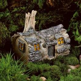 Christow Solar Powered Fairy House @ Thisisitstores £12.98 Delivered