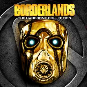 Borderlands: The Handsome Collection PC - Steam - £3.95 with code @ Fanatical