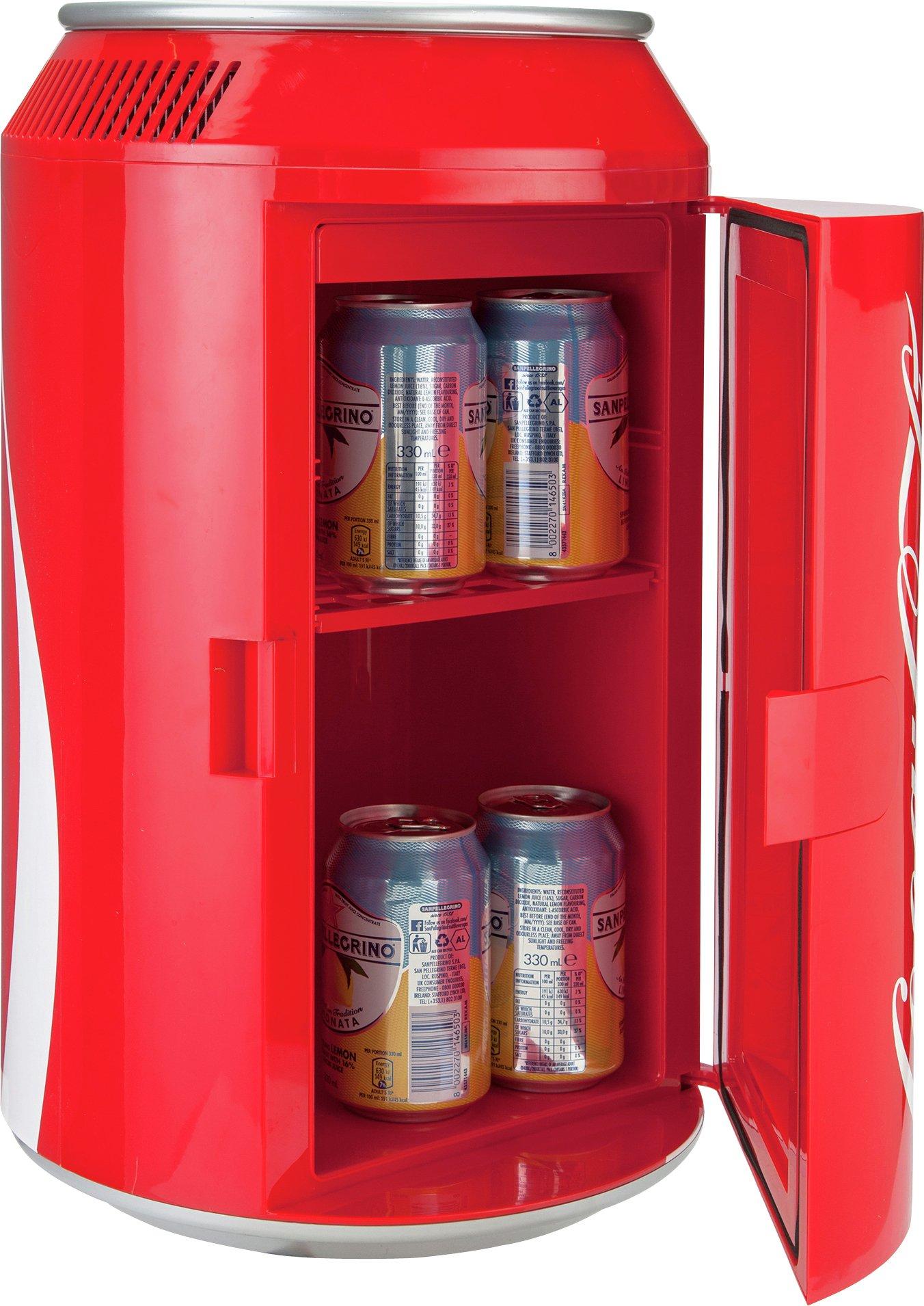 Coca-Cola 10 Litre Coke Can Fridge @ Argos Free C&C 51.99