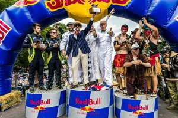 Red Bull Soap Box Race 2019 - 07/07/19 - London - £25.44 @ Red Bull