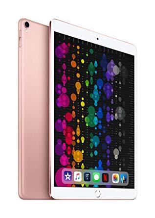 Apple iPad Pro (10.5-inch, Wi-Fi + Cellular, 64 GB) Rose Gold  £413.86 @ Amazon