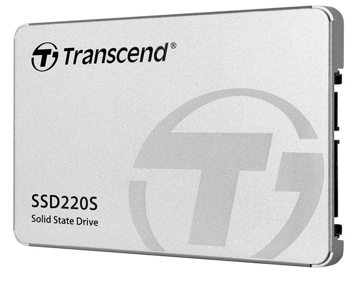 """Transcend 240GB SATA III 6Gb/s SSD220S 2.5"""" Solid State Drive + 3 Year Warranty - £24.99 (prime) // £29.48 (non prime) @ Amazon"""