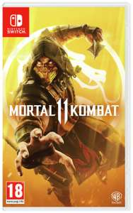 Mortal Kombat 11 ( Nintendo Switch ) - £29.99 @ Argos