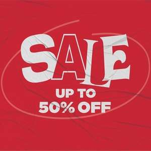 USC up to 50% off sale + possible Quidco or TCB