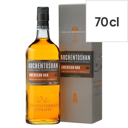 Auchentoshan American Oak Malt Whisky 70Cl £20 @ Tesco