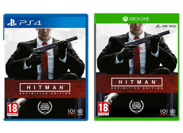 Hitman: Definitive Edition (PS4 / Xbox One) - £7.99 @ Argos