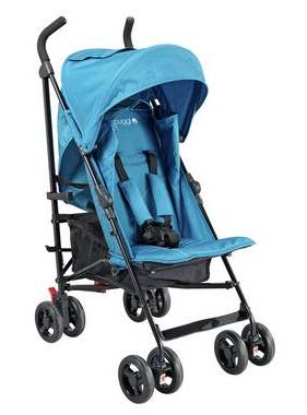 Cuggl Sycamore Premium Stroller - Teal £32.99 @ Argos