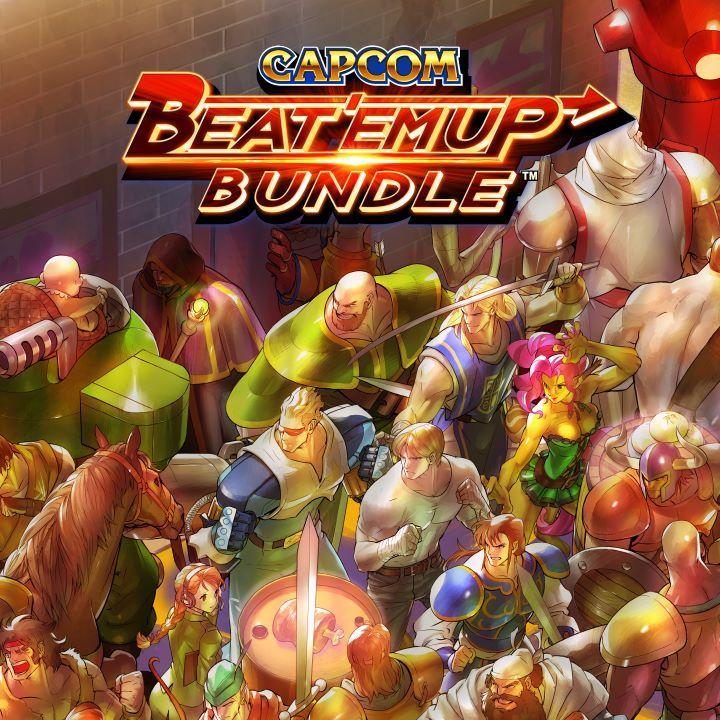 Capcom Beat 'Em Up Bundle (XBox One) £9.59 @ Microsoft Store