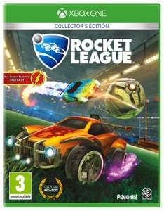 Rocket League Collectors Edition Xbox One now £9.99 free click and collect at Argos