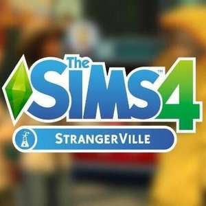 [PC DLC] The Sims 4: StrangerVille Game - £12.79 @ Gamivo