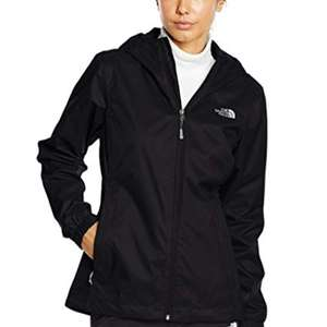 Medium only - The North Face Quest Women's Outdoor Jacket now £39.95 delivered with voucher at Amazon