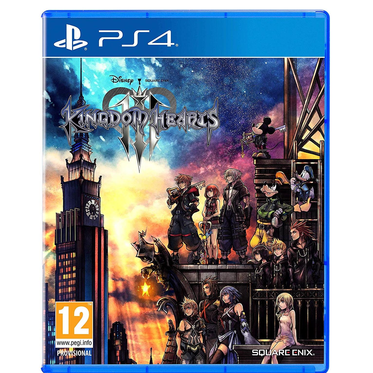 Kingdom Hearts 3 (PS4) for £18.85 delivered @ Base