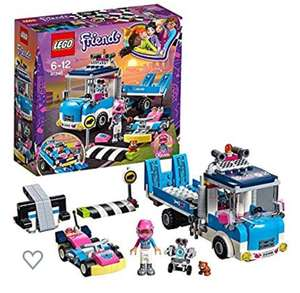 LEGO 41348 Friends Service & Care Truck Building Set £6 at Sainsbury's