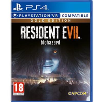 Resident Evil 7 Biohazard Gold Edition PS4 £15.85 delivered @ Base