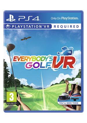 Everybody's Golf VR (PS4/PSVR) £17.95 Delivered @ Base