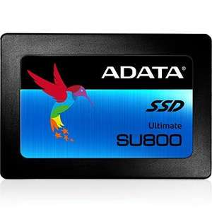 "Adata Ultimate SU800 2.5"" 1TB SATA 6Gb/s Solid State Drive for £93.26 (2TB £191.14) Delivered with code @ Ebay CCLONLINE"