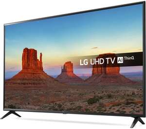 LG 43UK6300PLB UHD 43 Inch 4K Ultra HD A Smart LED TV 3 HDMI for £257.40 delivered @ AO eBay