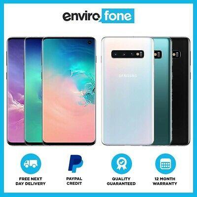 Deal Stack Samsung Galaxy S10 128GB Unlocked SIM Free Android Good Condition Smartphone £485.19 @ Envirofone Ebay