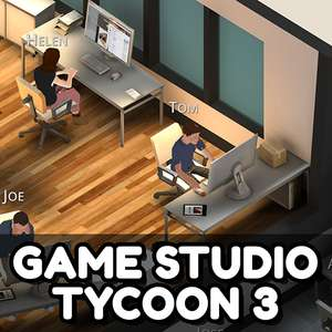 [Android] Game Studio Tycoon 3 - FREE (Was £3.69) - Google Play