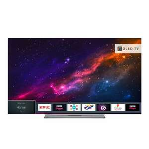 "Toshiba 55X9863DB 55"" Smart 4K OLED TV - HDR10 / Dolby Vision / 4x HDMI / 3x USB £719.10 with code Delivered @ AO / eBay"