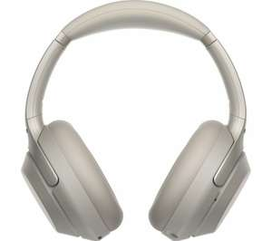 SONY WH-1000XM3 Wireless Bluetooth Noise-Cancelling Headphones - £238.54 Silver - Currys Ebay