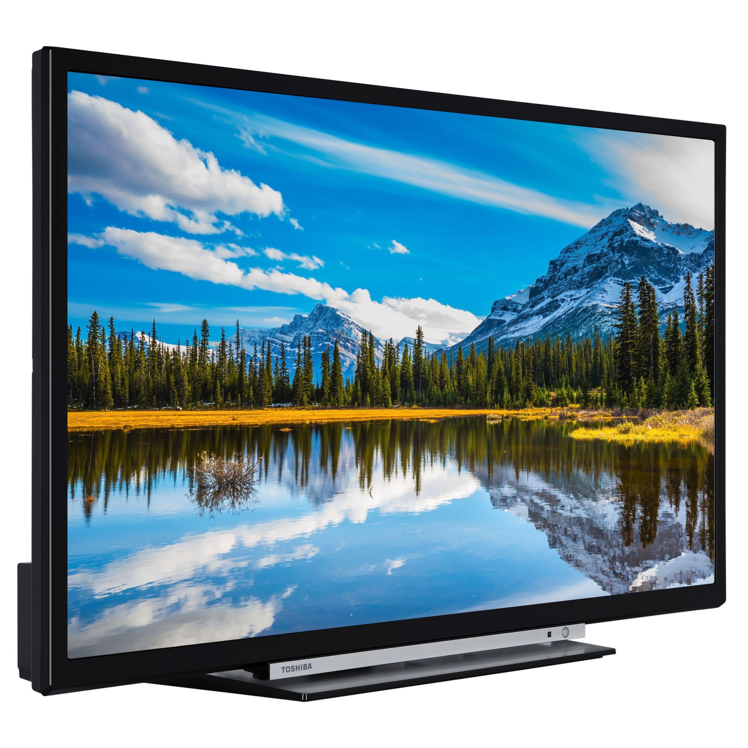 "Toshiba 32L3863DB LED Full HD 1080p 32"" Smart TV - £179 @ John Lewis & Partners - 5 year guarantee"